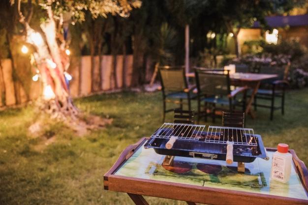 Letne kuhinje na prostem