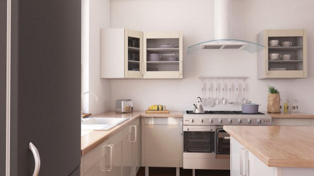 Kuhinjska napa je nepogrešljiva za bolj obsežno kuhanje