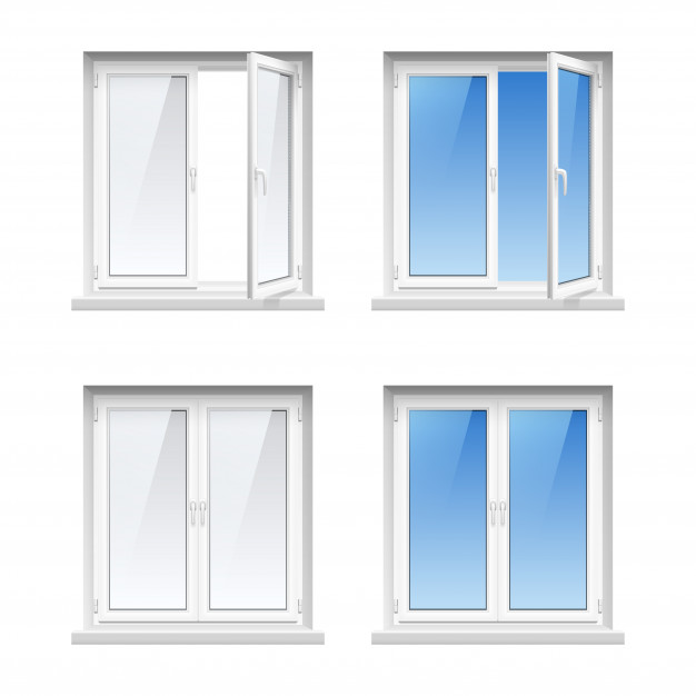 steklena predelna stena