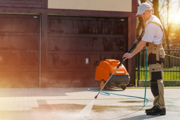 Tlačni čistilec za domačo rabo